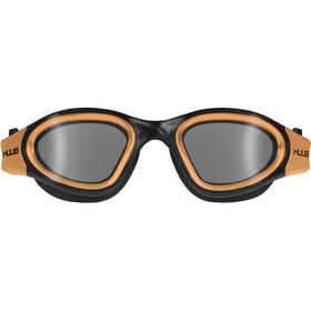 HUUB Aphotic Beskyttelsesbriller Fotokromisk, sort/gul